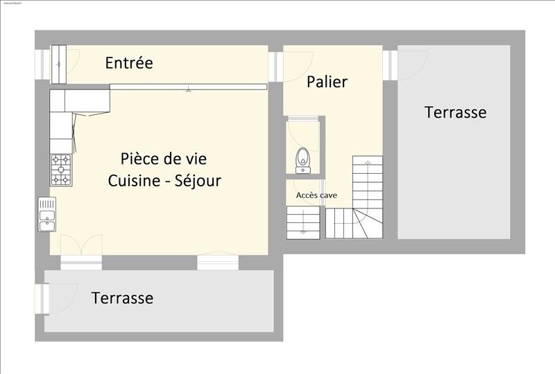 Vente maison / villa Angouleme 162000€ - Photo 2