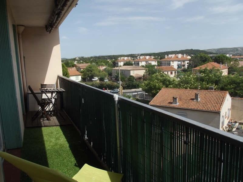 Vente appartement Marignane 138000€ - Photo 1