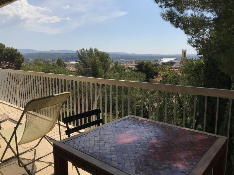 Vente de prestige appartement Aix en provence 593 000€ - Photo 2