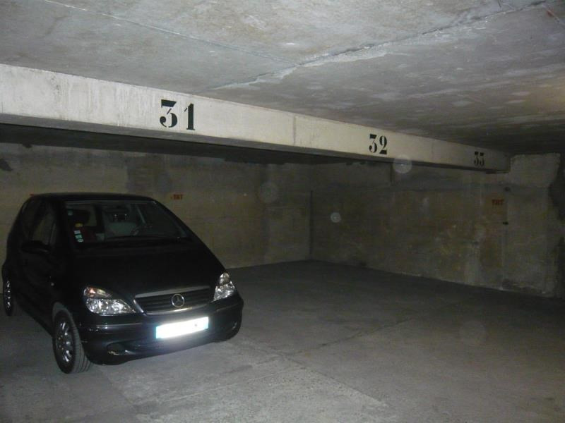 Vente parking Paris 14ème 57 000€ - Photo 3