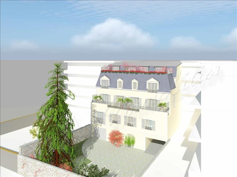 Vente appartement Chantilly 259 000€ - Photo 2