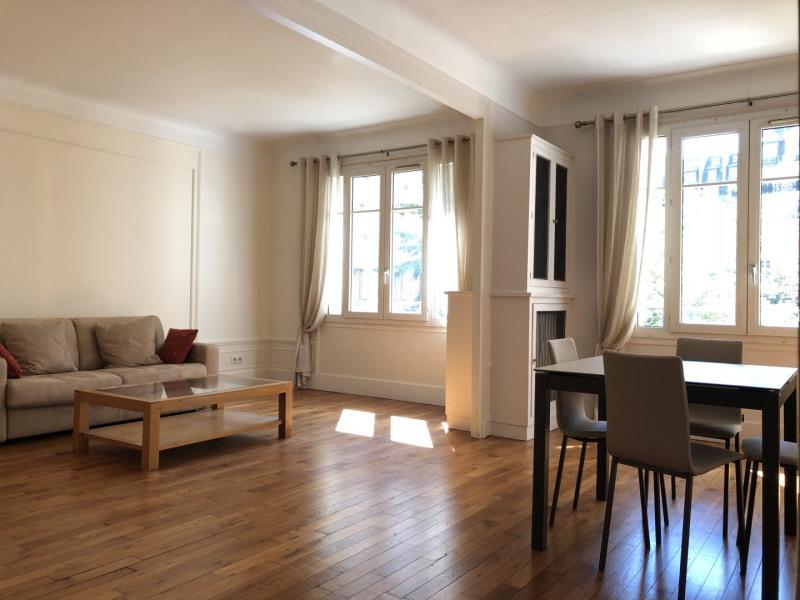 Rental apartment Neuilly-sur-seine 1750€ CC - Picture 2