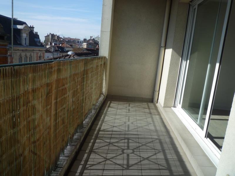 Rental apartment Le raincy 860€ CC - Picture 2