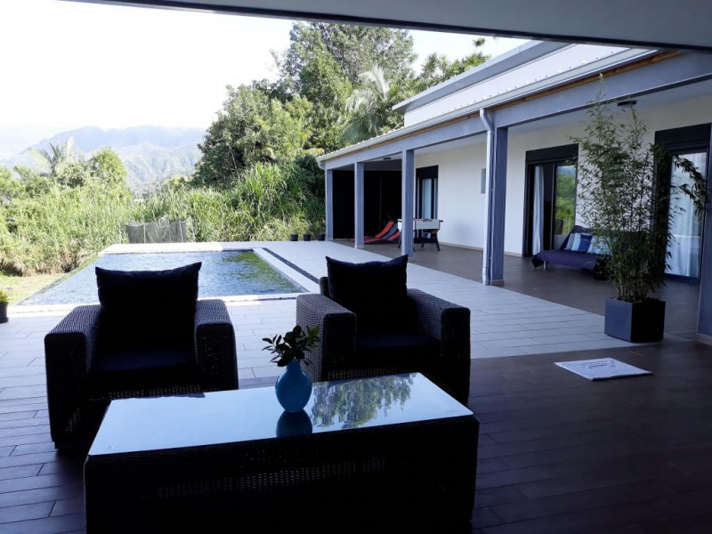 Venta de prestigio  casa Le tampon 679000€ - Fotografía 2