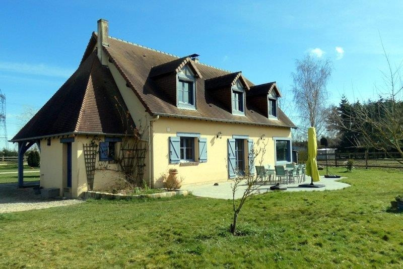 Vente maison / villa Conches en ouche 375 000€ - Photo 1