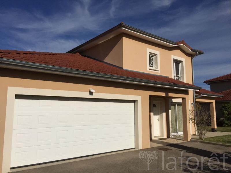 Vente maison / villa Villefontaine 352000€ - Photo 2
