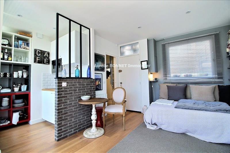 Sale apartment Deauville 124200€ - Picture 3