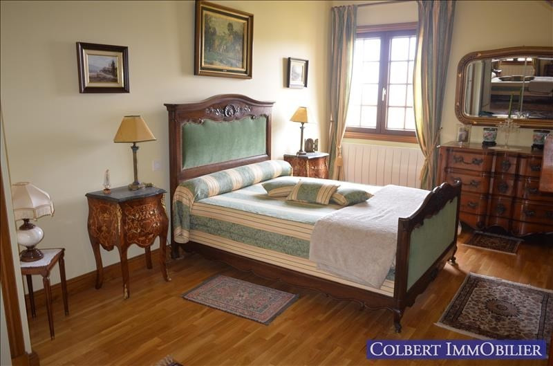 Vente maison / villa St georges sur baulche 415000€ - Photo 6