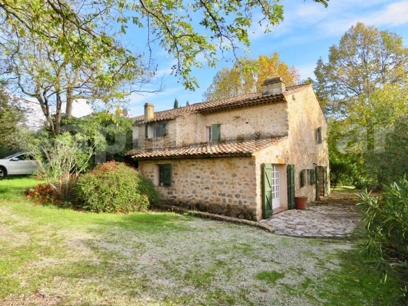 Vente de prestige maison / villa Le castellet 995000€ - Photo 4
