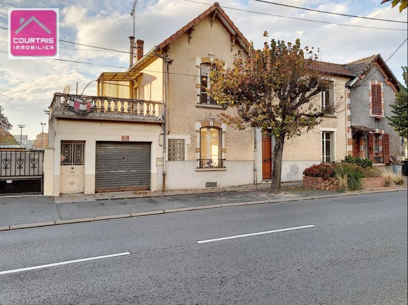 Vente maison / villa Montluçon 89900€ - Photo 2