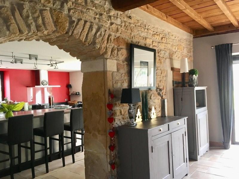 Deluxe sale house / villa Liergues 610000€ - Picture 6