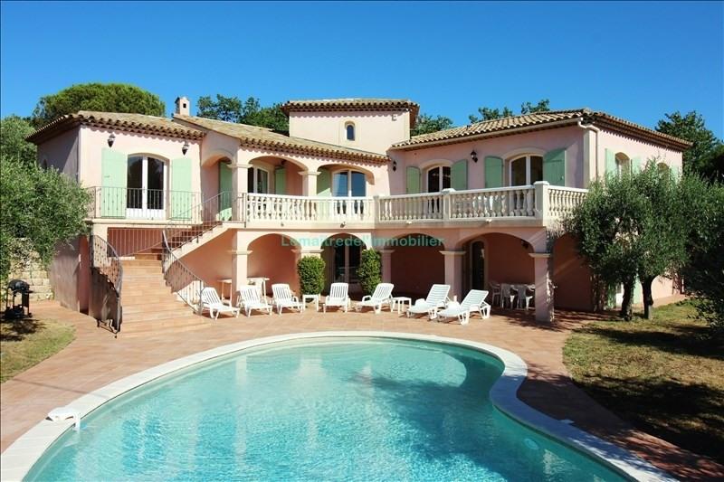 Vente de prestige maison / villa Saint cezaire sur siagne 722800€ - Photo 13