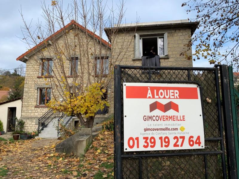 Rental house / villa Conflans sainte honorine 1227€ CC - Picture 1