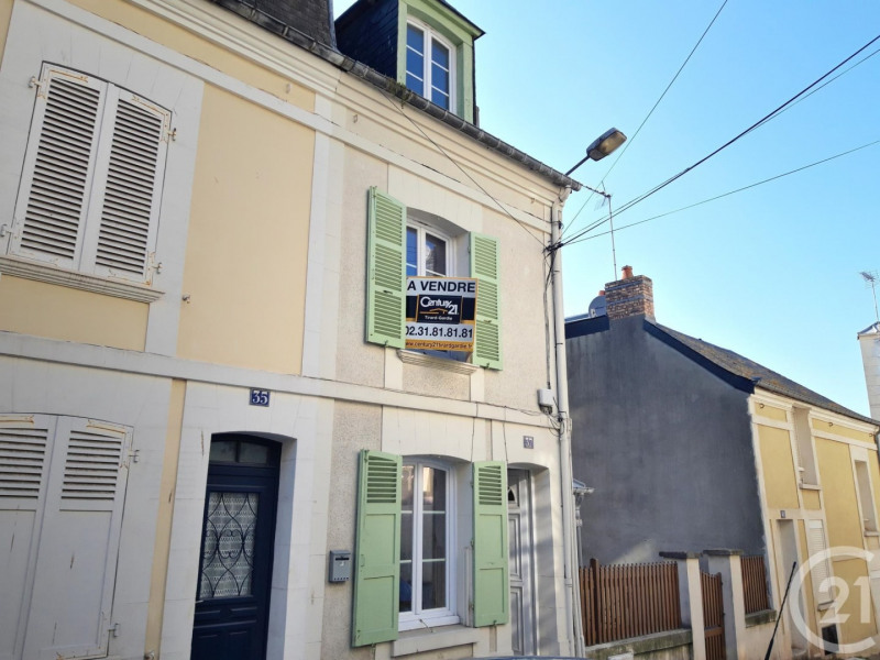 Revenda casa Trouville sur mer 299000€ - Fotografia 1