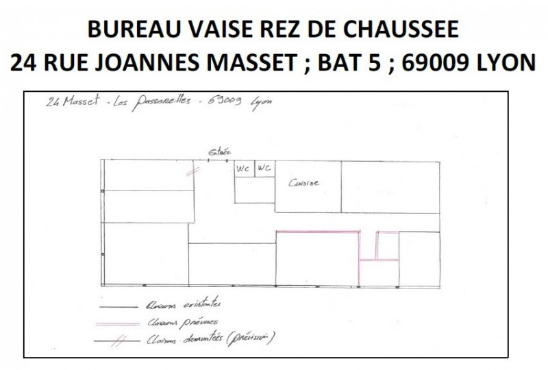 Sale office Lyon 9ème 319 000€ - Picture 8