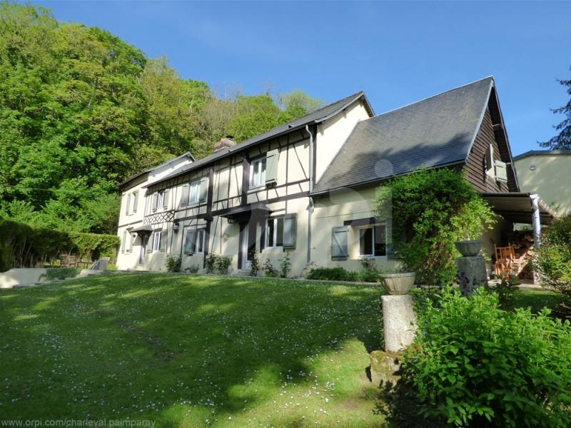 Sale house / villa Lyons la foret 331000€ - Picture 1