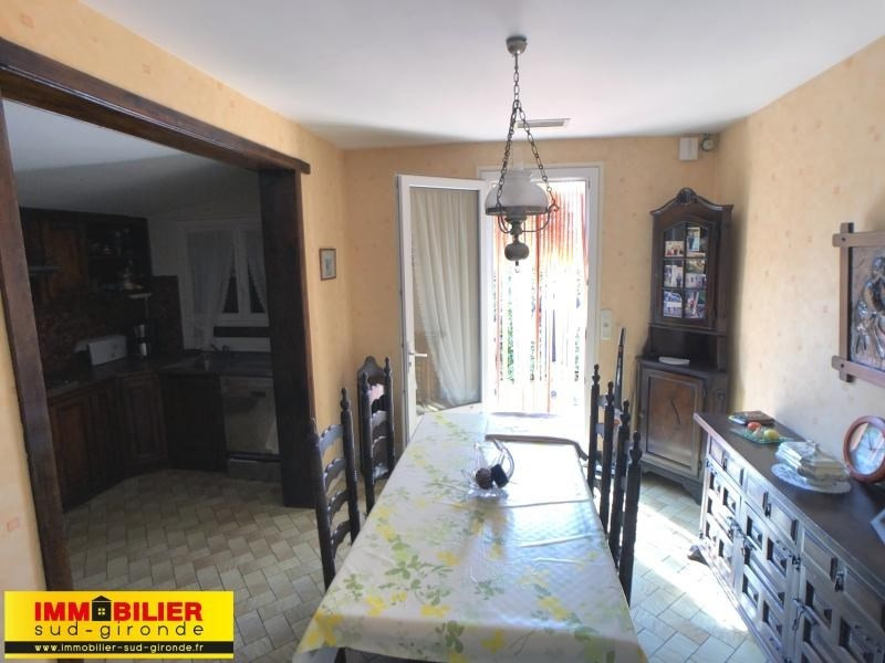Vente maison / villa Podensac 228000€ - Photo 8
