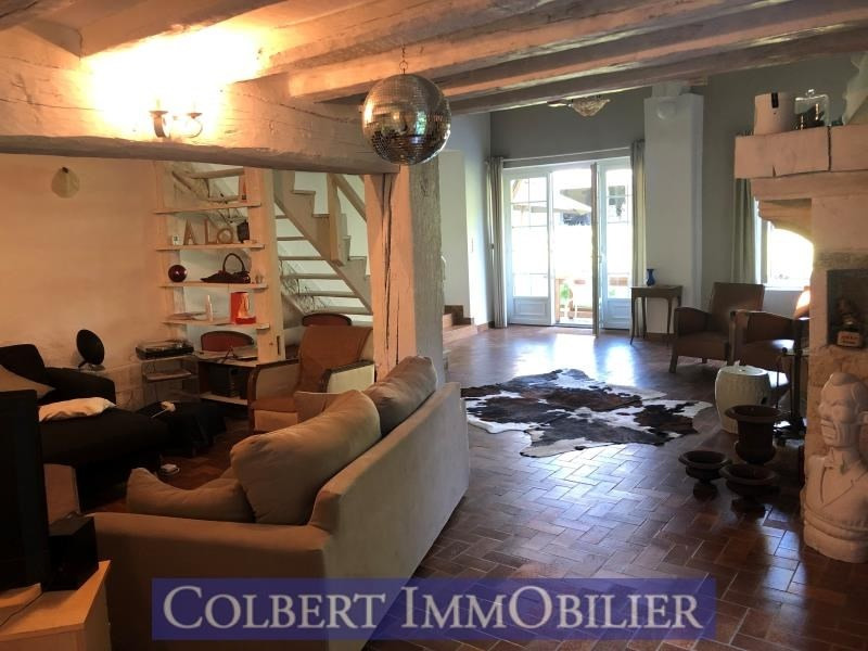 Sale house / villa Lindry 380 000€ - Picture 7