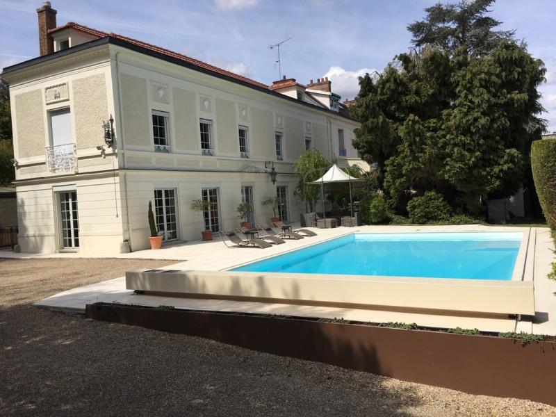 Revenda residencial de prestígio casa Villennes sur seine 1120000€ - Fotografia 1