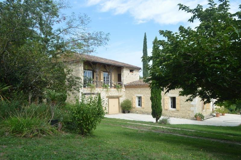 Deluxe sale house / villa Mauvezin 579000€ - Picture 1