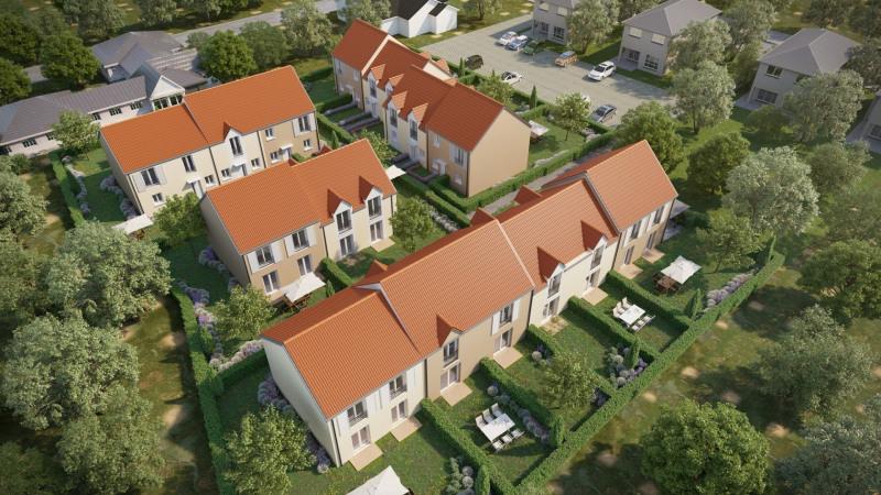 Produit d'investissement appartement Gonesse 369000€ - Photo 2