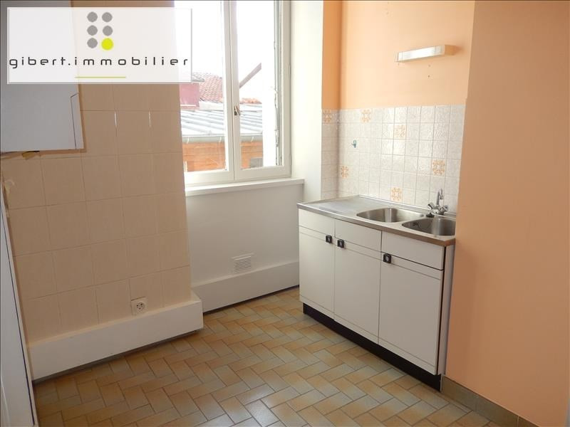 Rental apartment Le puy en velay 327,79€ CC - Picture 1