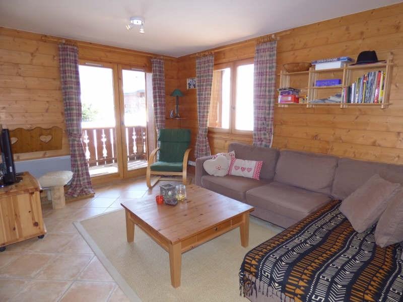 Sale apartment Meribel 429000€ - Picture 1