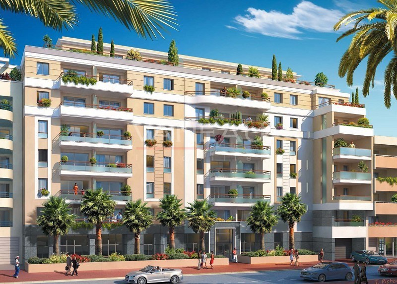 Vente de prestige appartement Juan-les-pins 440 000€ - Photo 1