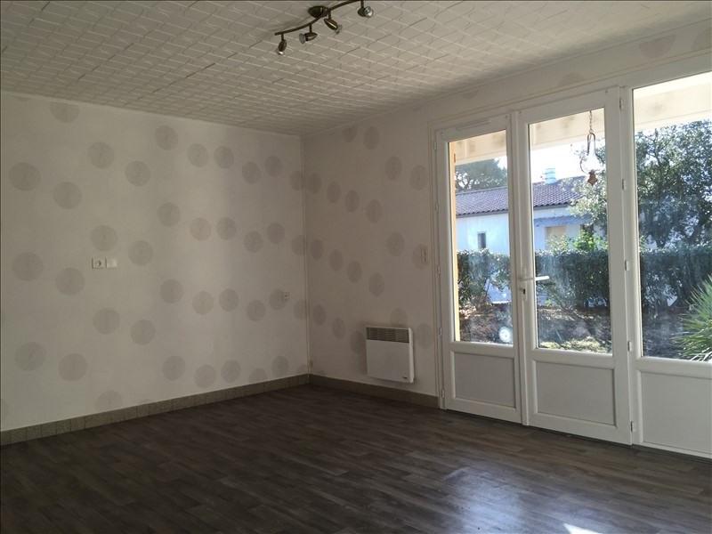 Vente maison / villa Jard sur mer 223600€ - Photo 5