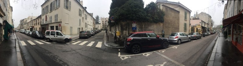 Location local commercial Versailles 1400€ HT/HC - Photo 5