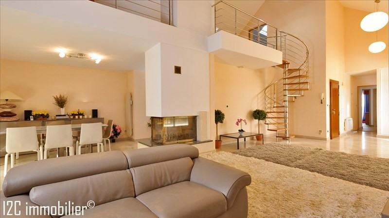 Sale apartment Divonne les bains 1200000€ - Picture 2