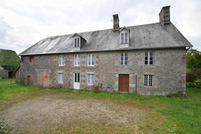 Sale house / villa Percy 71000€ - Picture 1