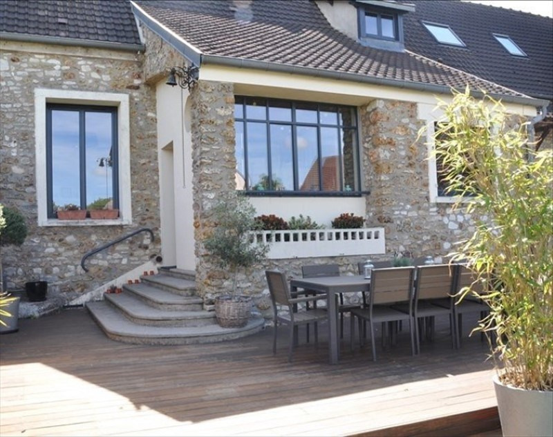 Vendita casa Crespieres 599000€ - Fotografia 1
