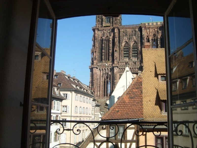 Rental apartment Strasbourg 550€ CC - Picture 1