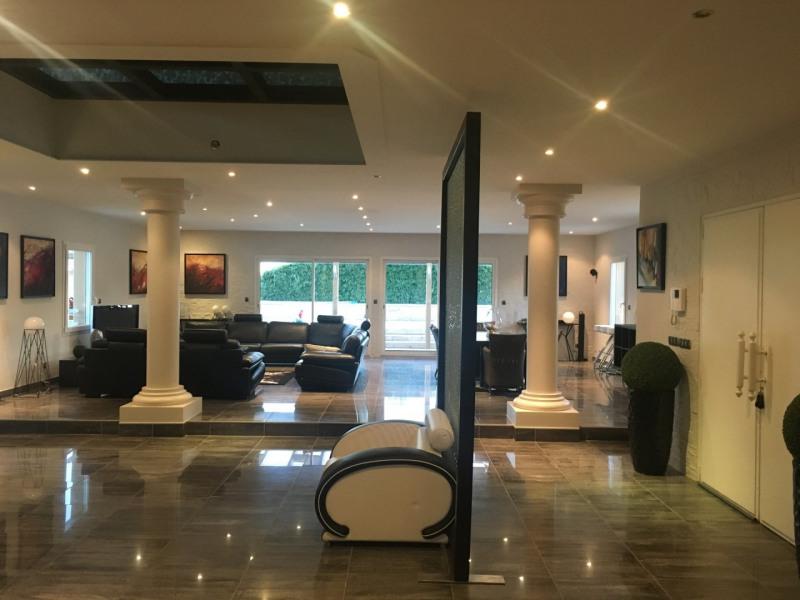 Revenda residencial de prestígio casa Chonas-l'amballan 622000€ - Fotografia 2