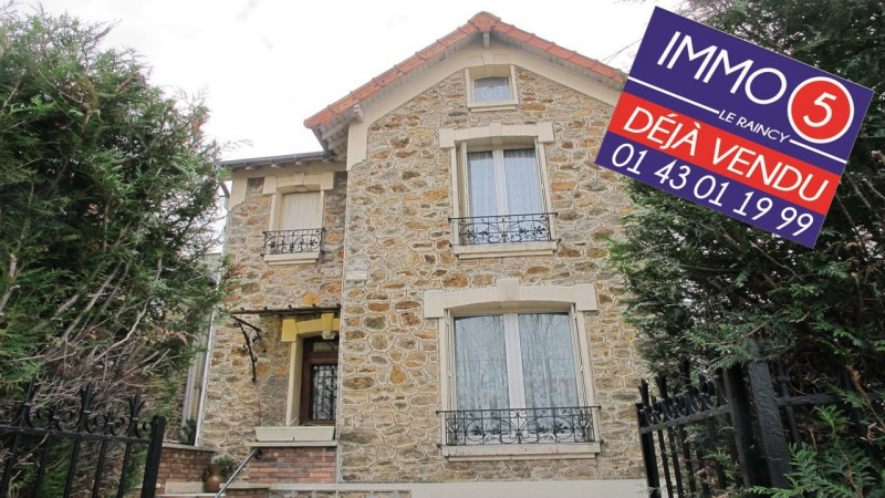 Sale house / villa Le raincy 394 000€ - Picture 1