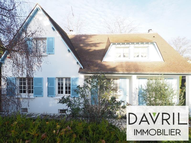 Sale house / villa Conflans ste honorine 549000€ - Picture 1