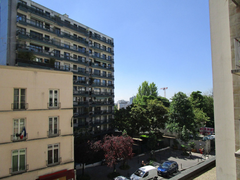 Rental apartment Paris 20ème 976€ CC - Picture 9