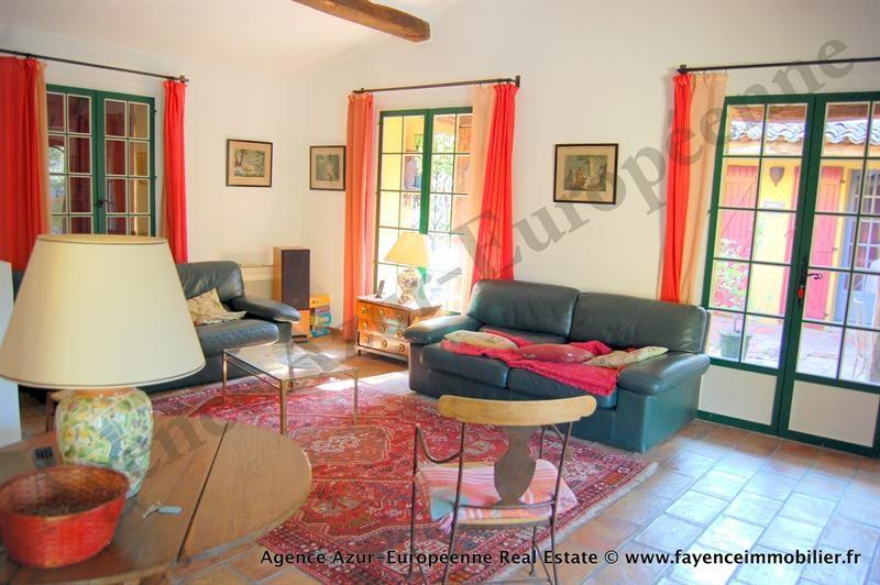 Deluxe sale house / villa Le canton de fayence 875000€ - Picture 23