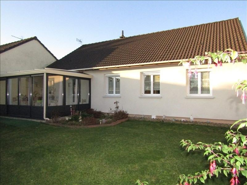 Sale house / villa Andeville 263000€ - Picture 1