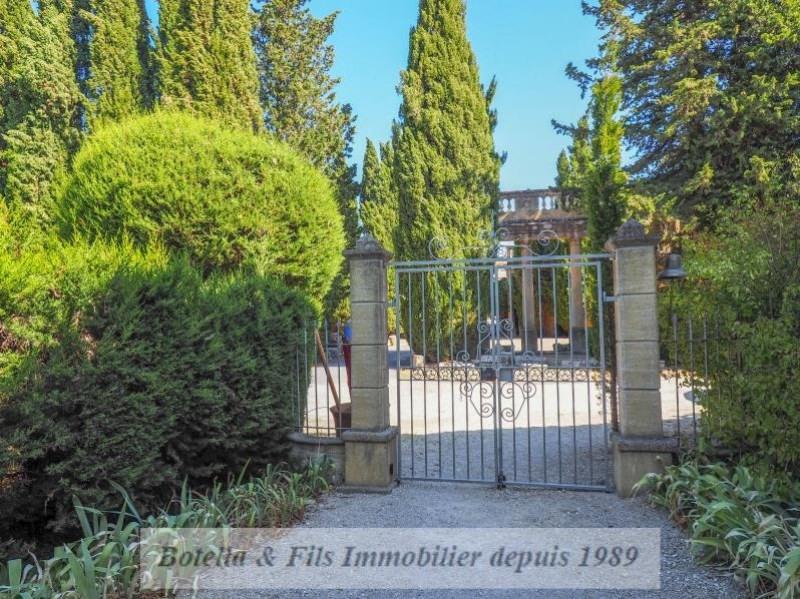 Venta de prestigio  casa Uzes 698000€ - Fotografía 2