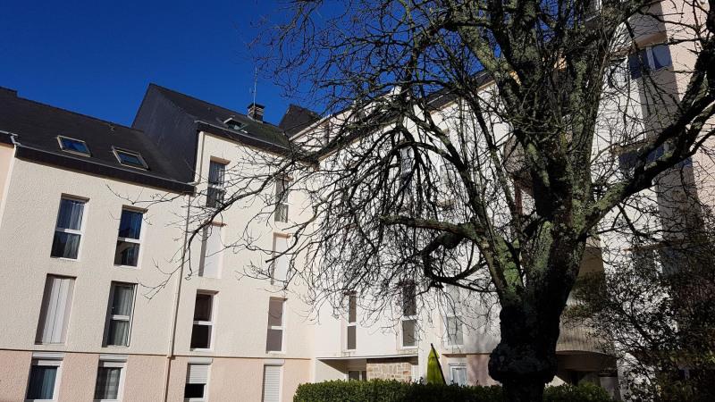Sale apartment Quimper 117700€ - Picture 2