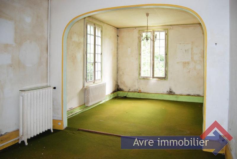Sale house / villa Verneuil d'avre et d'iton 76000€ - Picture 2