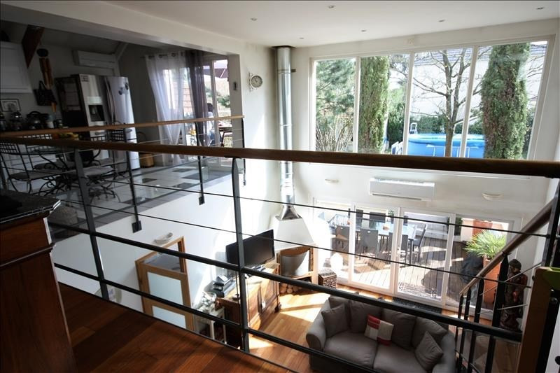 Sale house / villa Ste genevieve des bois 569000€ - Picture 2