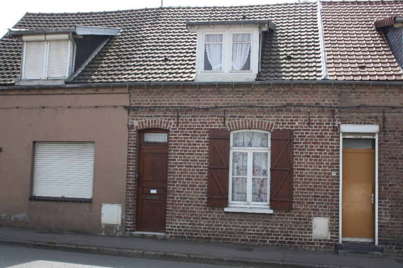 Vente maison / villa Isbergues 63 500€ - Photo 1
