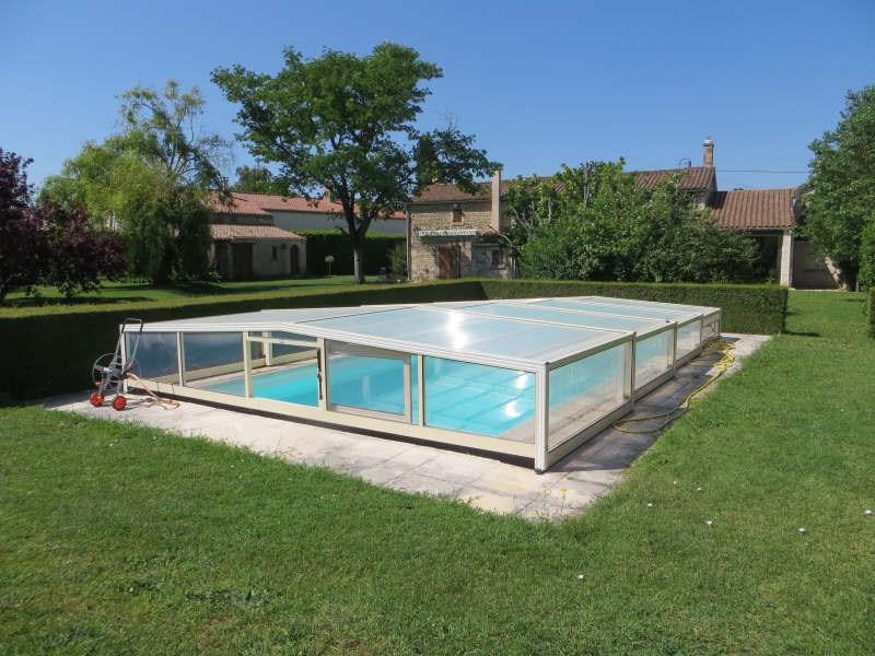 Vente maison / villa Nieul-sur-l'autise 350000€ - Photo 2