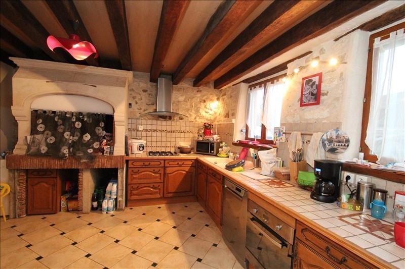 Sale house / villa Nanteuil le haudouin 188000€ - Picture 2