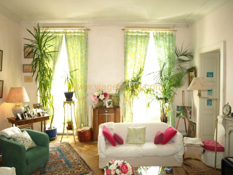 Life annuity apartment Belleville 95000€ - Picture 1