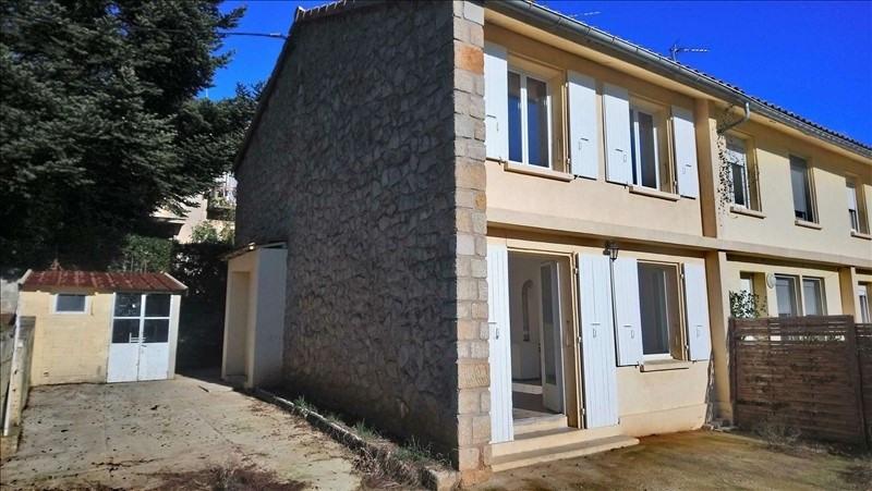 出售 住宅/别墅 Aubenas 154400€ - 照片 1