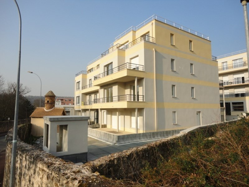 Rental apartment Bures sur yvette 883€ CC - Picture 1